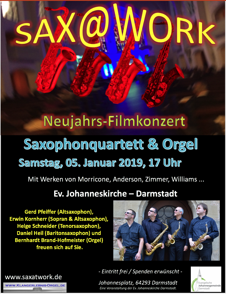 Sax at Work 2019